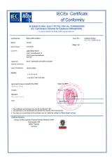 1016CC04REV00_en_i.safe_MOBILE_IS910.1_IECEx_Certificate_of_Conformity